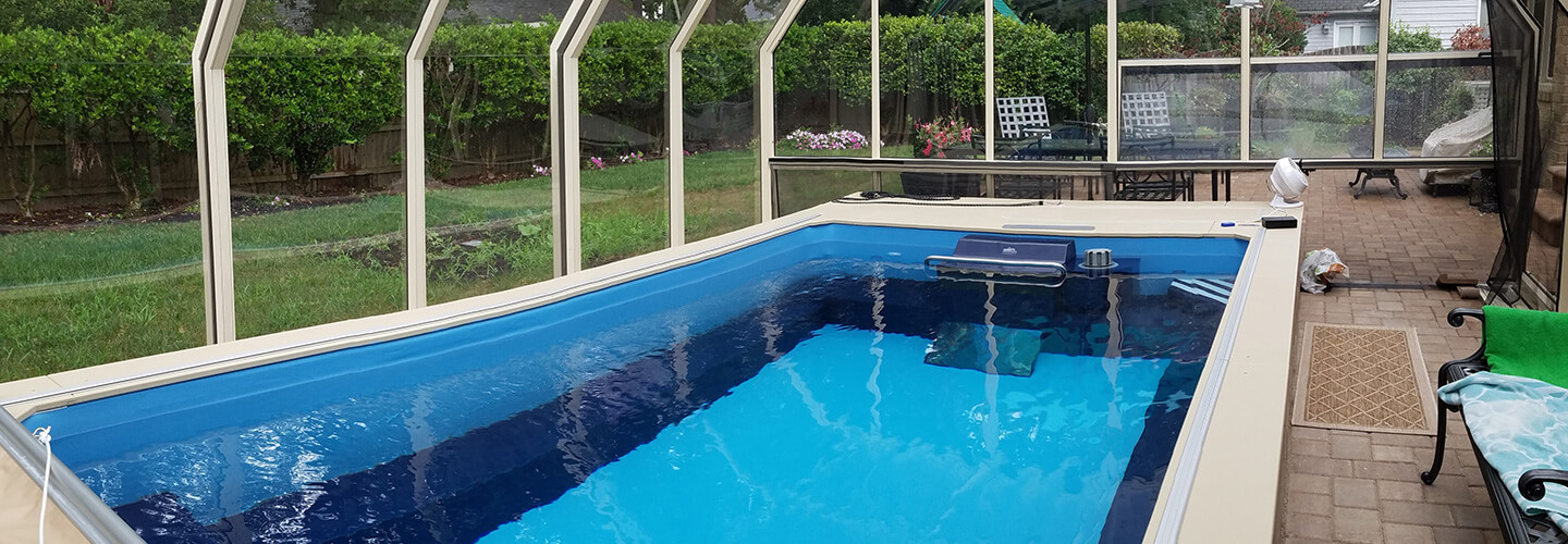 Pool enclosures | Pool enclosure | Indoor swimming pool enclosures