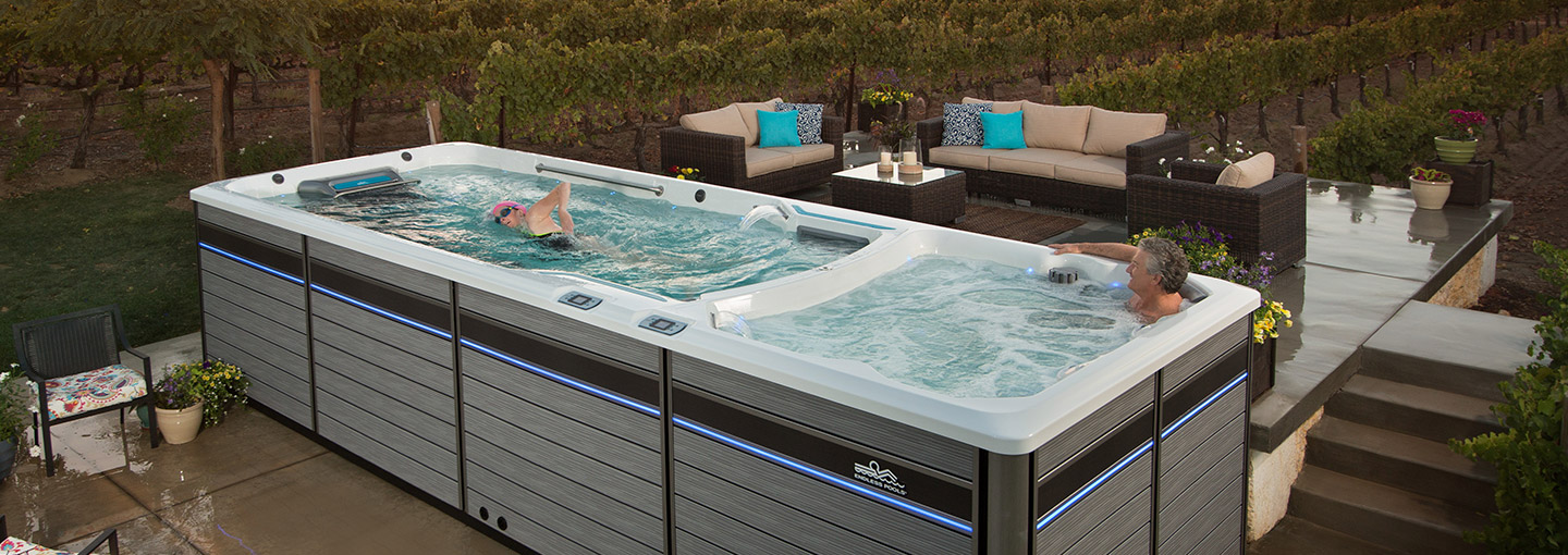 Endless Pools Swimming Machines | Swimming Pools, Indoor ...