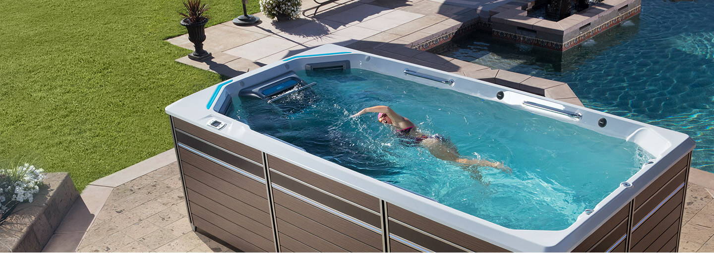 Swim Spas by Endless Pools, Luxury Swim Spas