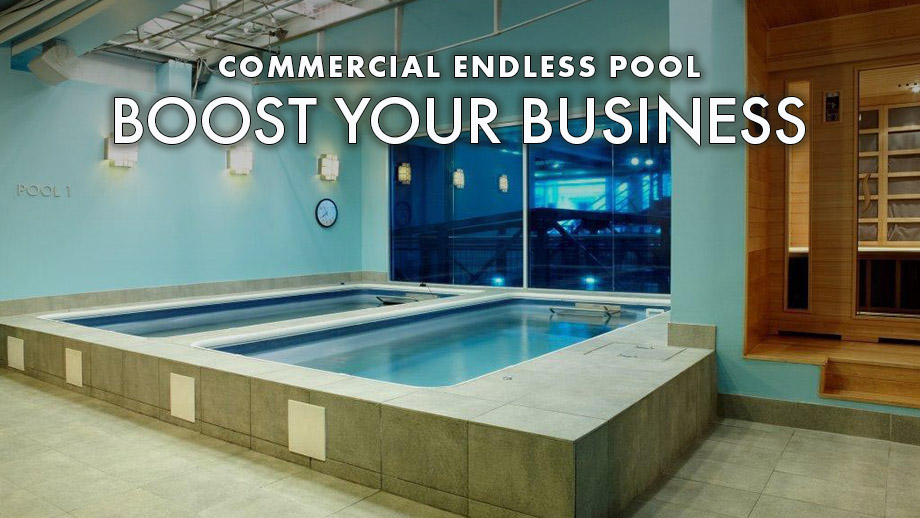 Endless Pools | Commercial Endless Pool
